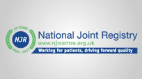 National Joint Registry Data